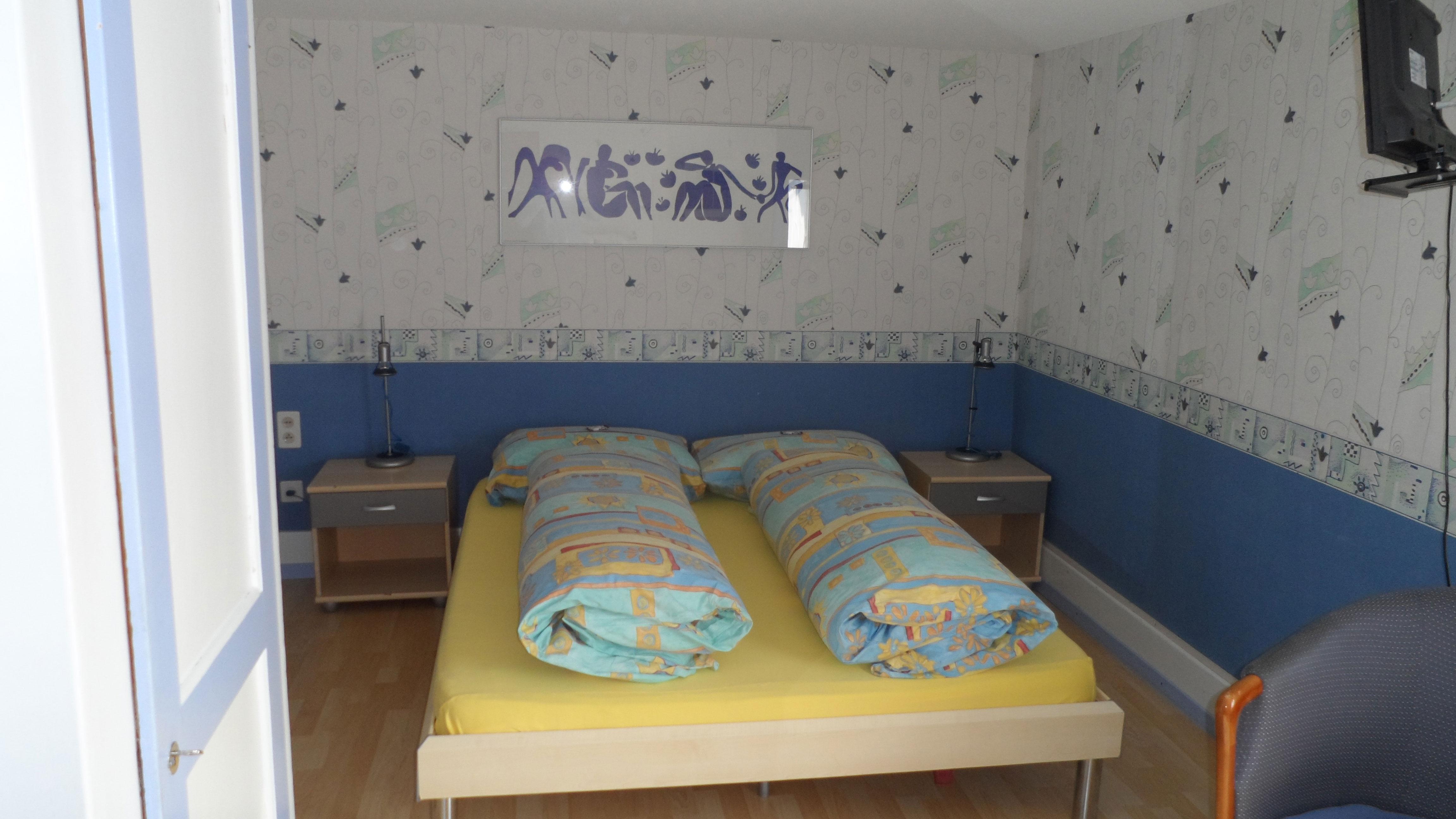 Doppelzimmer - freie Zimmer in Adelboden