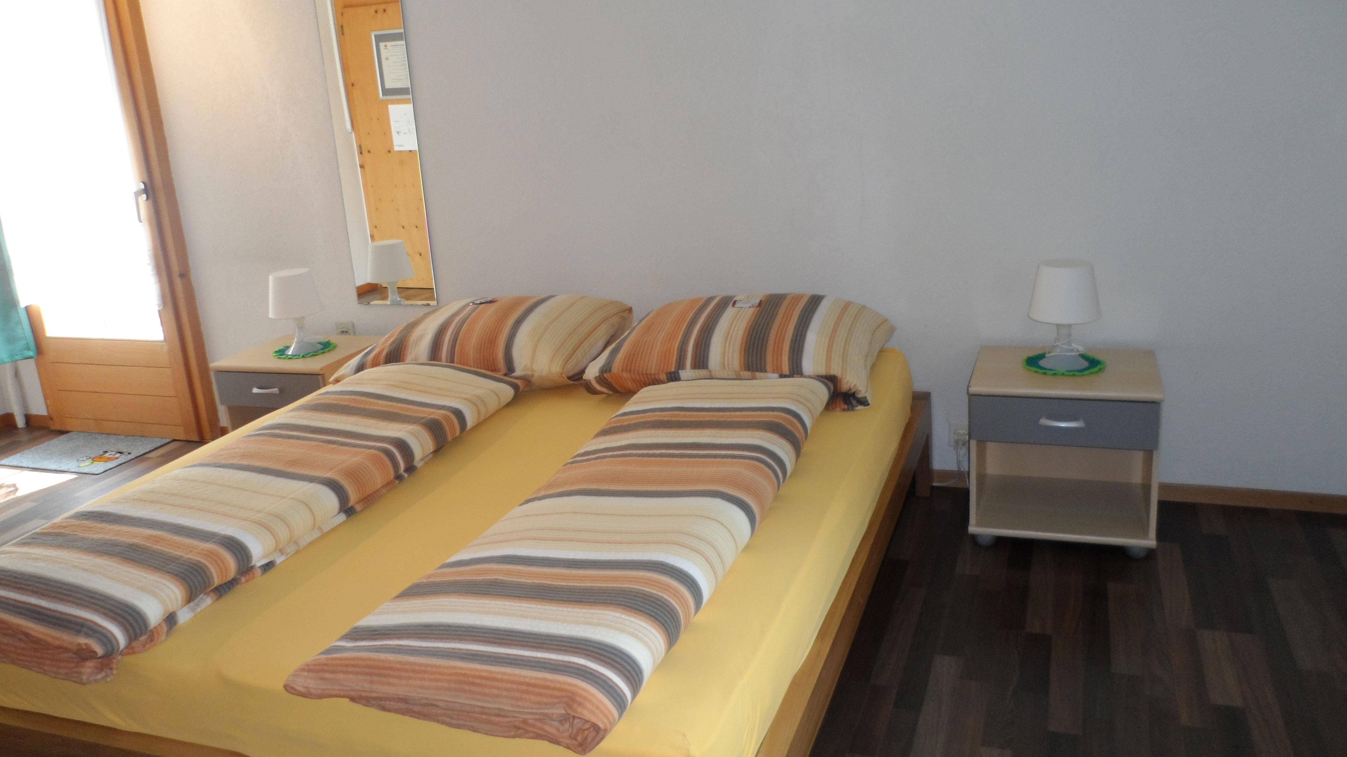 Doppelzimmer im Budgethotel Bernahof - günstige Zimmer